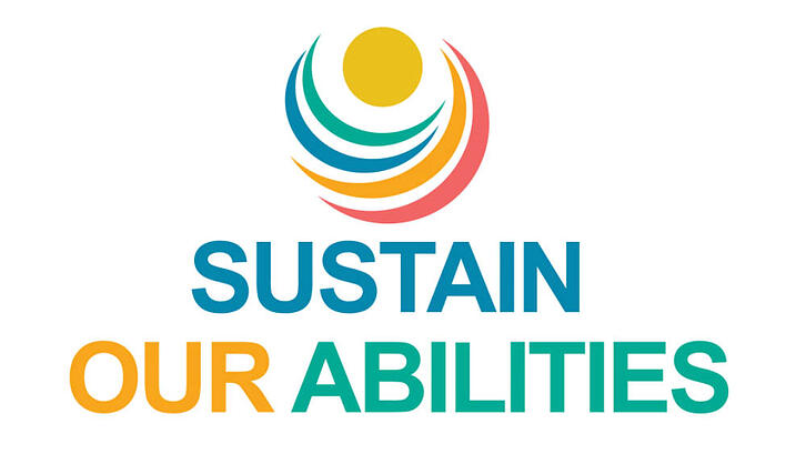 Sustain our abilities logo webinar November 7 2020 Neurogenic bladder care