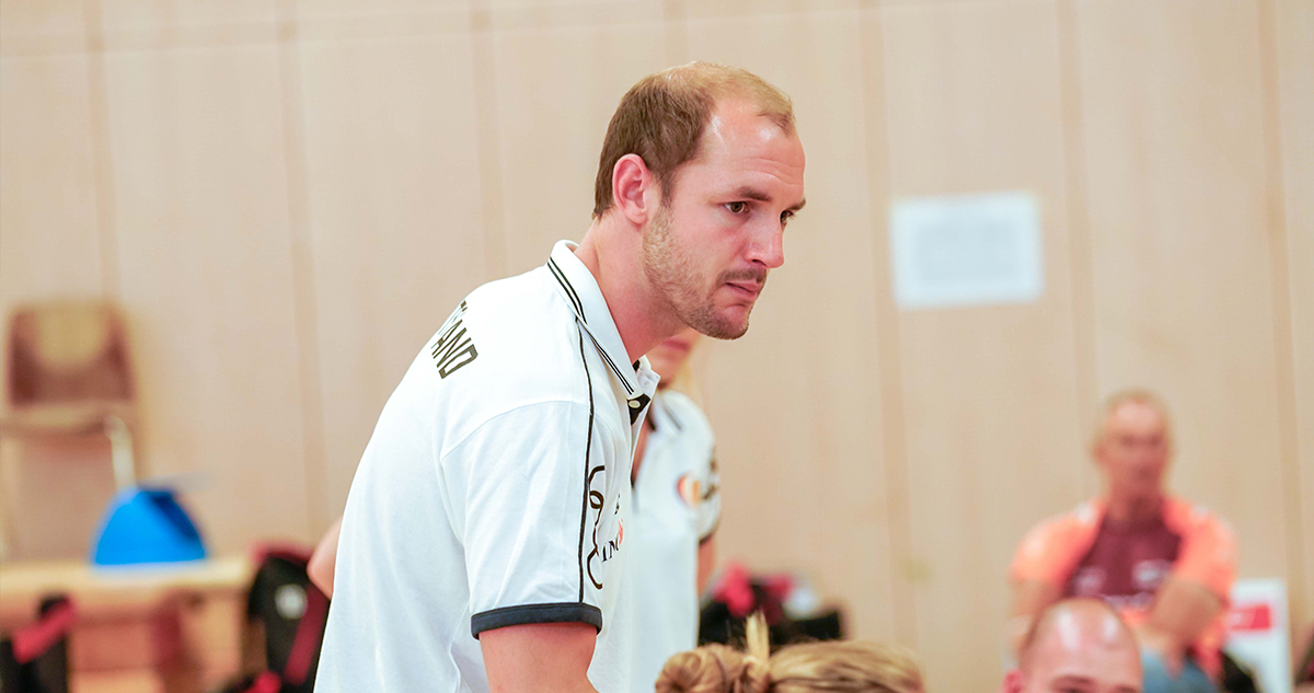 André Hopp, wheelchair basketball player